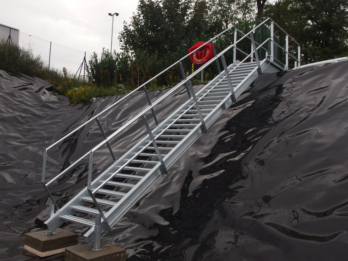 S curit protection ac2m - Filet protection escalier ...